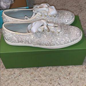 Keds x Kate Spade tennis shoes